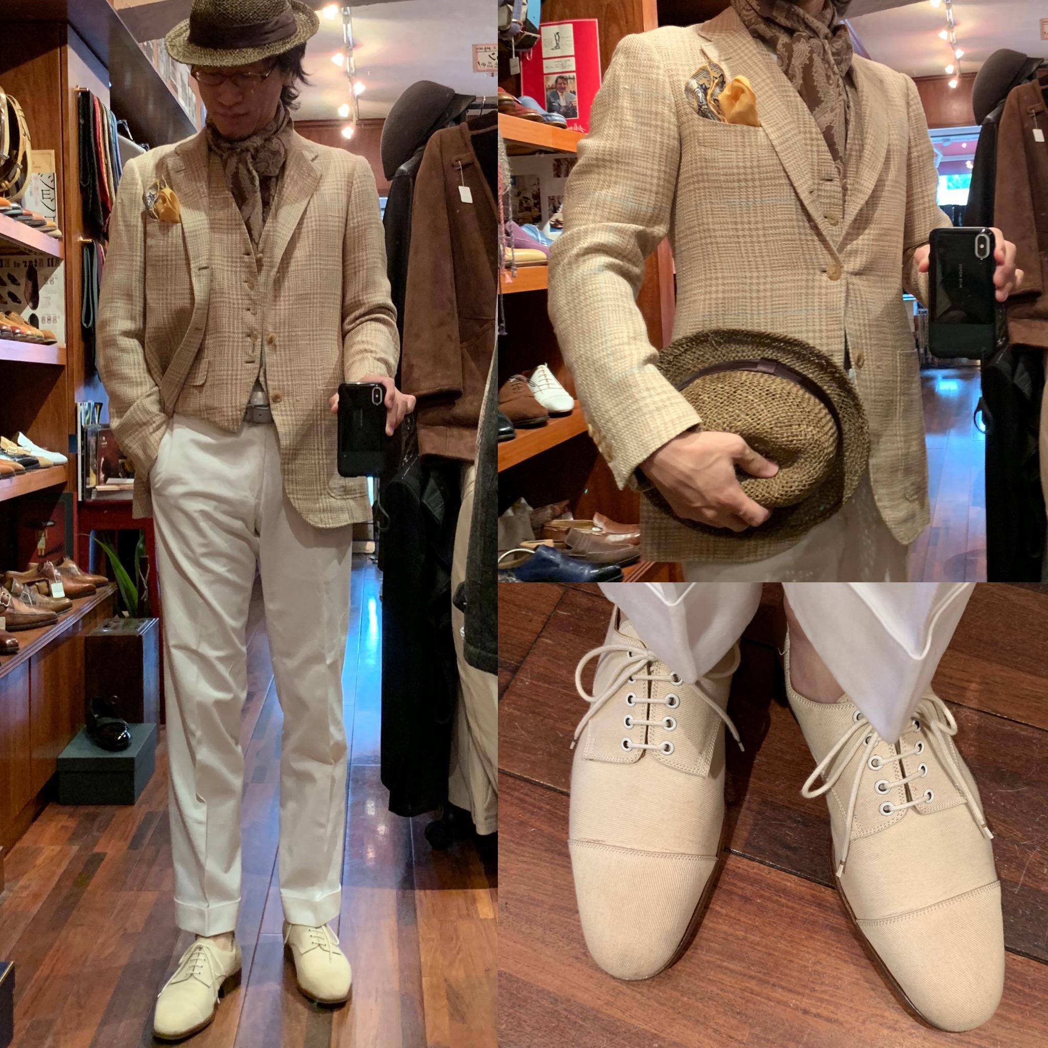 ◆説得力ある雰囲気作りはTPOに合う服装が要◆