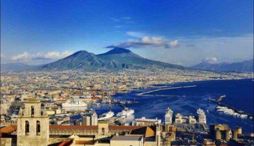 ◆ナポリへの想いを馳せた洒脱ジャケパンスタイル◆