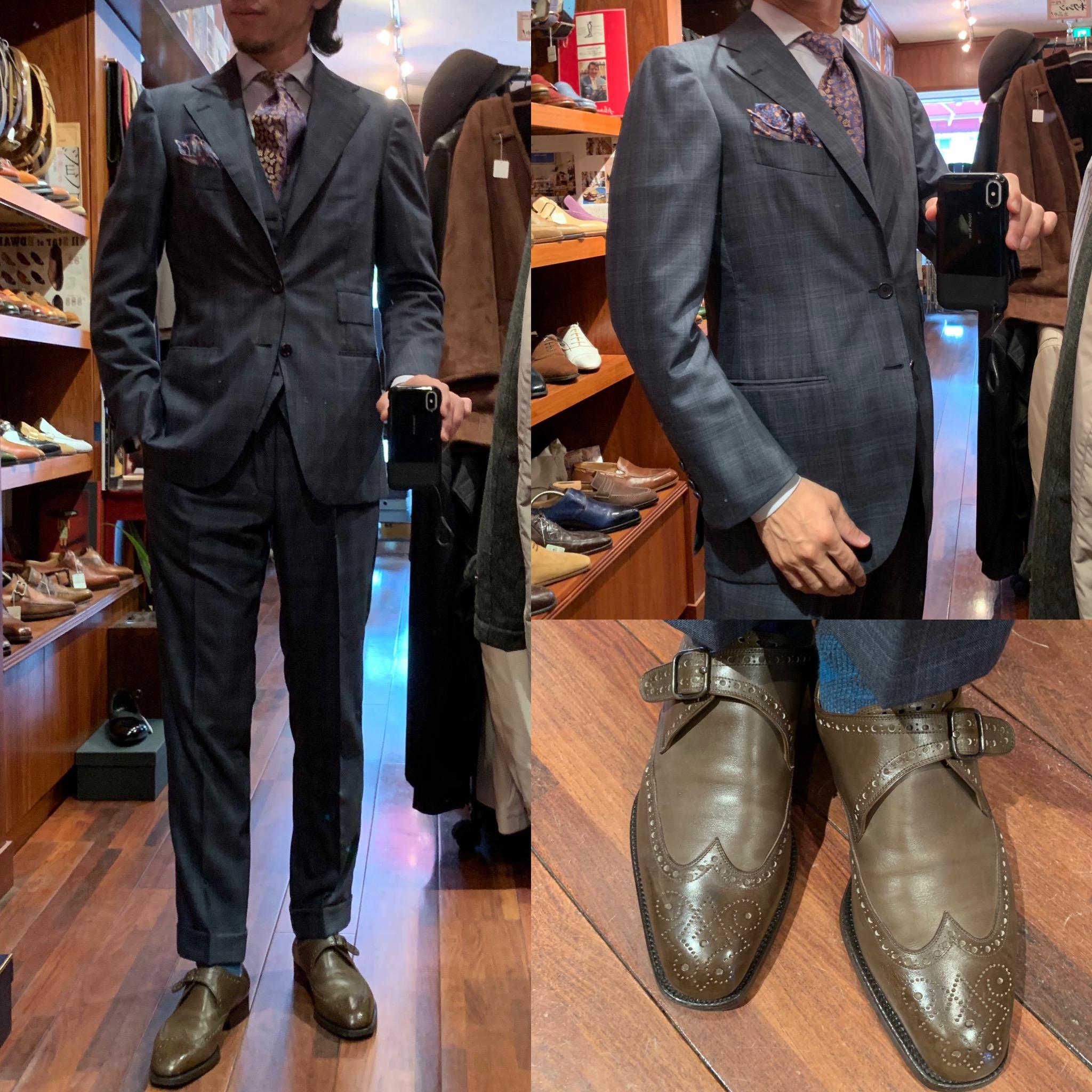 ◆世界最高のスーツを纏い自分を磨けば時は加速する◆
