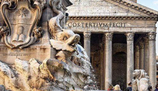 ◆イタリア・ローマに馴染むベージュ色ジャケパンスタイル◆