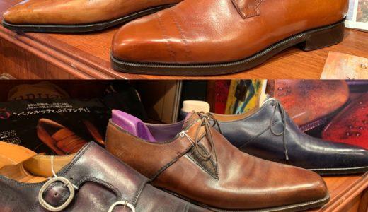 ◆フランスの色魔術ラグジュアリー靴berlutiベルルッティ◆