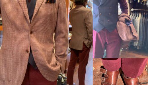 ◆場の価値に相応しい服装で名店イタリアンへGO◆