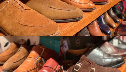 ◆品質を追求すると行き着く英国靴エドワードグリーン◆