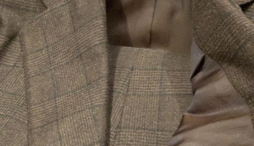 ◆愛嬌抜群のナポリ仕立てのボスorazio lucianoを纏えば◆