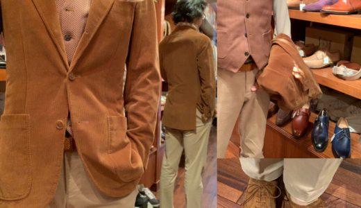 ◆キャメル系色は洒落者紳士のマストカラーです◆