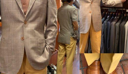 """◆紳士スタイルの要は""""品質""""と""""組み合せ""""なのです◆"""