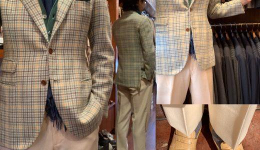 ◆イタリアの伝統と文化が宿る工芸服panicoを纏える悦び◆