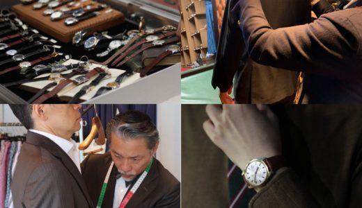 ◆アンティーク時計展示即売&お直し相談コラボ会in東京駅前店◆開催!