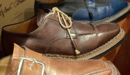 ◆靴のランボルギーニ最高峰イタリア靴〜ブランキーニ◆