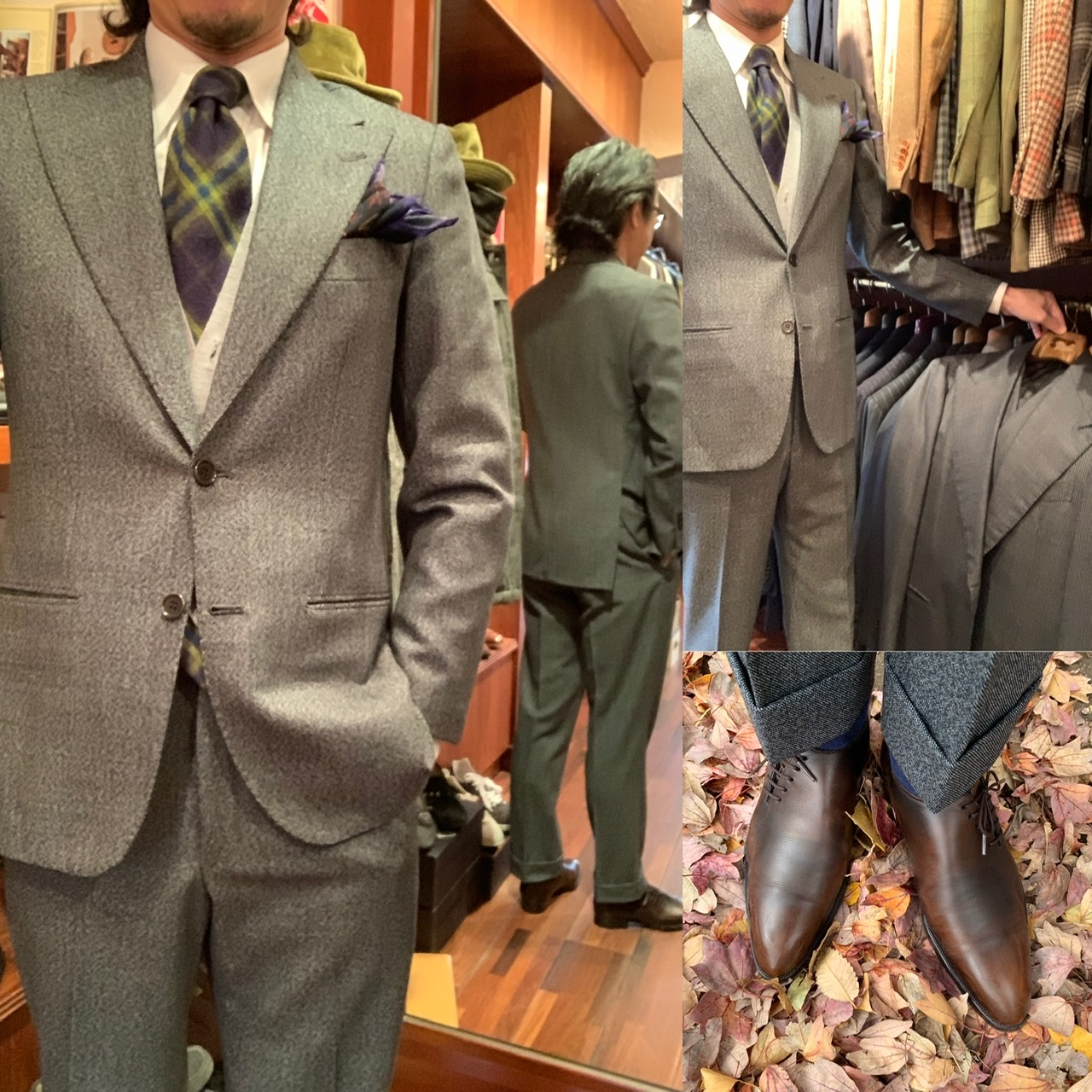 ◆自信溢れる服装で信頼を勝ち取ろう◆