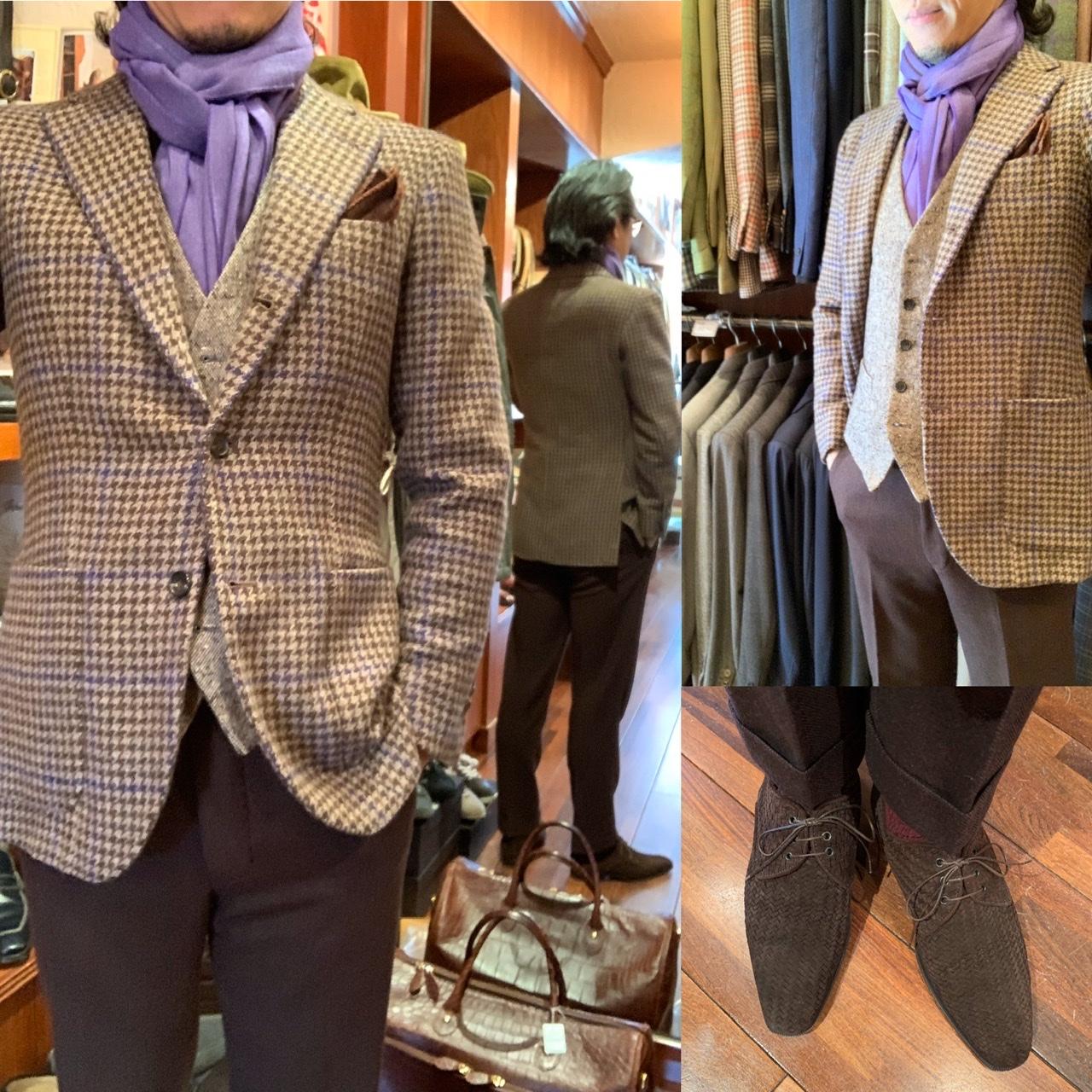 ◆貴男に似合う服が必ず見つかるクラシコイタリアの懐深さ◆