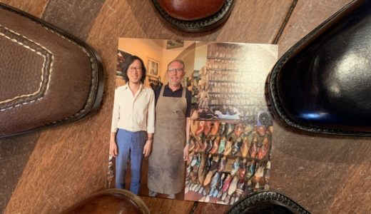 ◆華の都フィレンツェの天才的な注文靴職人〜ロベルトウゴリーニ◆
