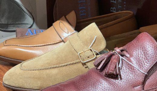 ◆お家で愉しもうvol.8〜フレンチ&ラテン混血靴オーベルシー◆
