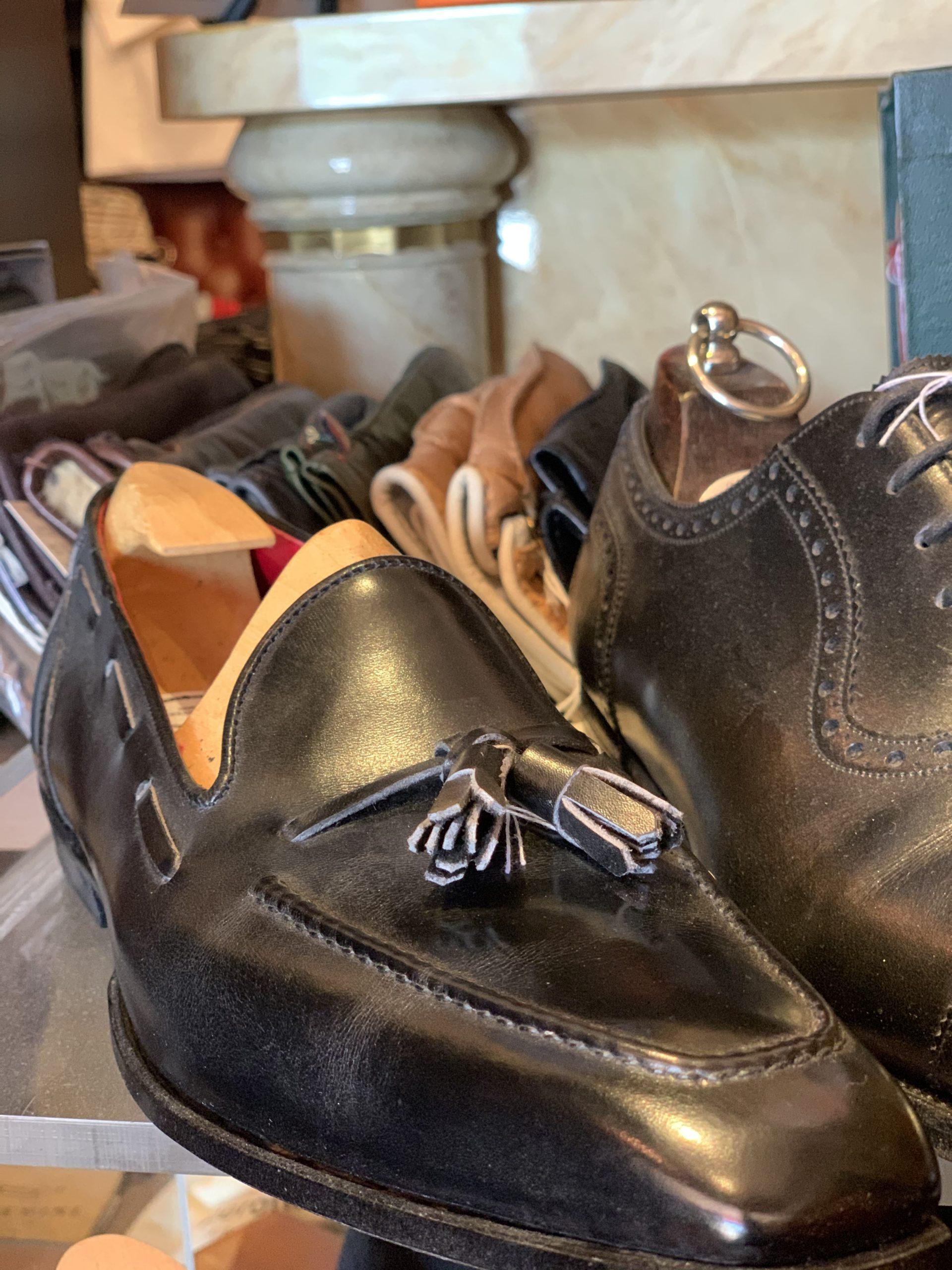 お家で愉しもうvol.19〜憧れの英国靴ジョージクレバリー