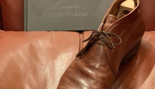 正統な紳士靴を嗜むvol.21〜世界で認められた日本人製靴イルミーチョ