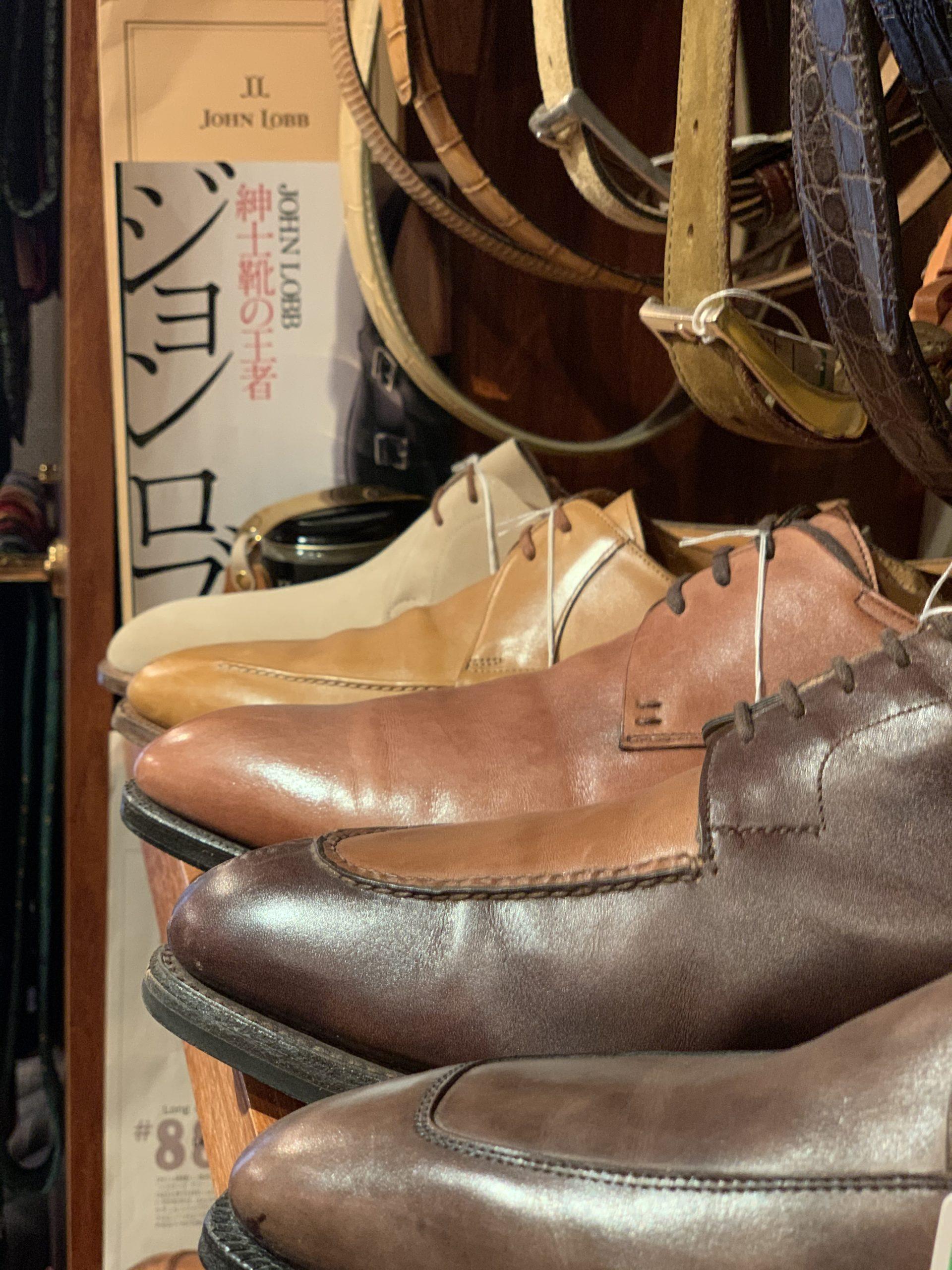 正統な紳士靴を嗜むvol.23〜最高峰イギリス靴ジョンロブ