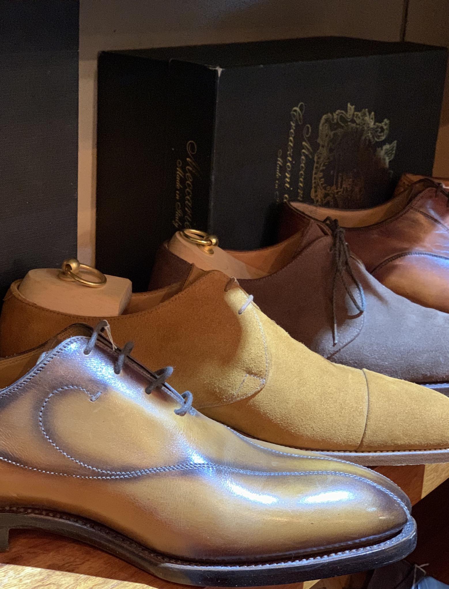 正統な紳士靴を嗜むvol.29〜ナポリの実力派靴職人メッカリエロ
