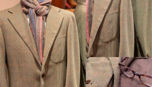 正統な紳士服を嗜むvol.22〜クラシコ服の頂点ドメニコカラチェニ