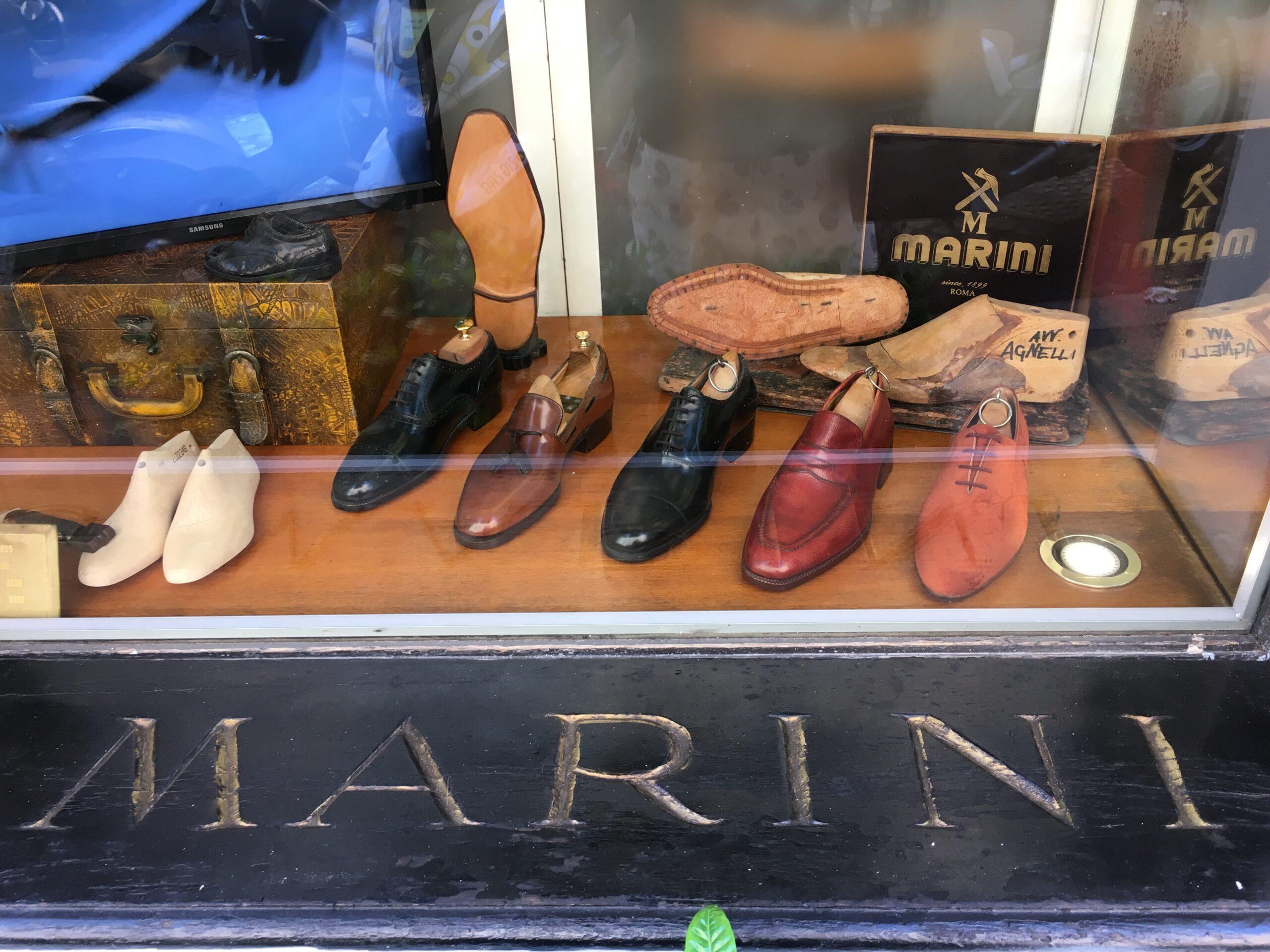 正統な紳士靴を嗜むvol.27〜イタリア最古の注文靴マリーニ