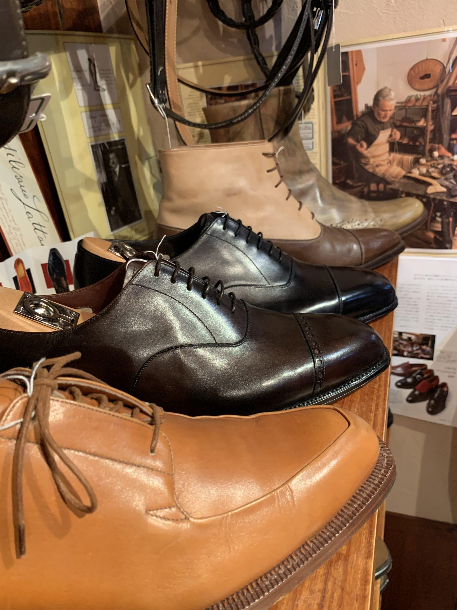 正統な紳士靴を嗜むvol.49〜最高峰イタリア既成靴ジンターラ