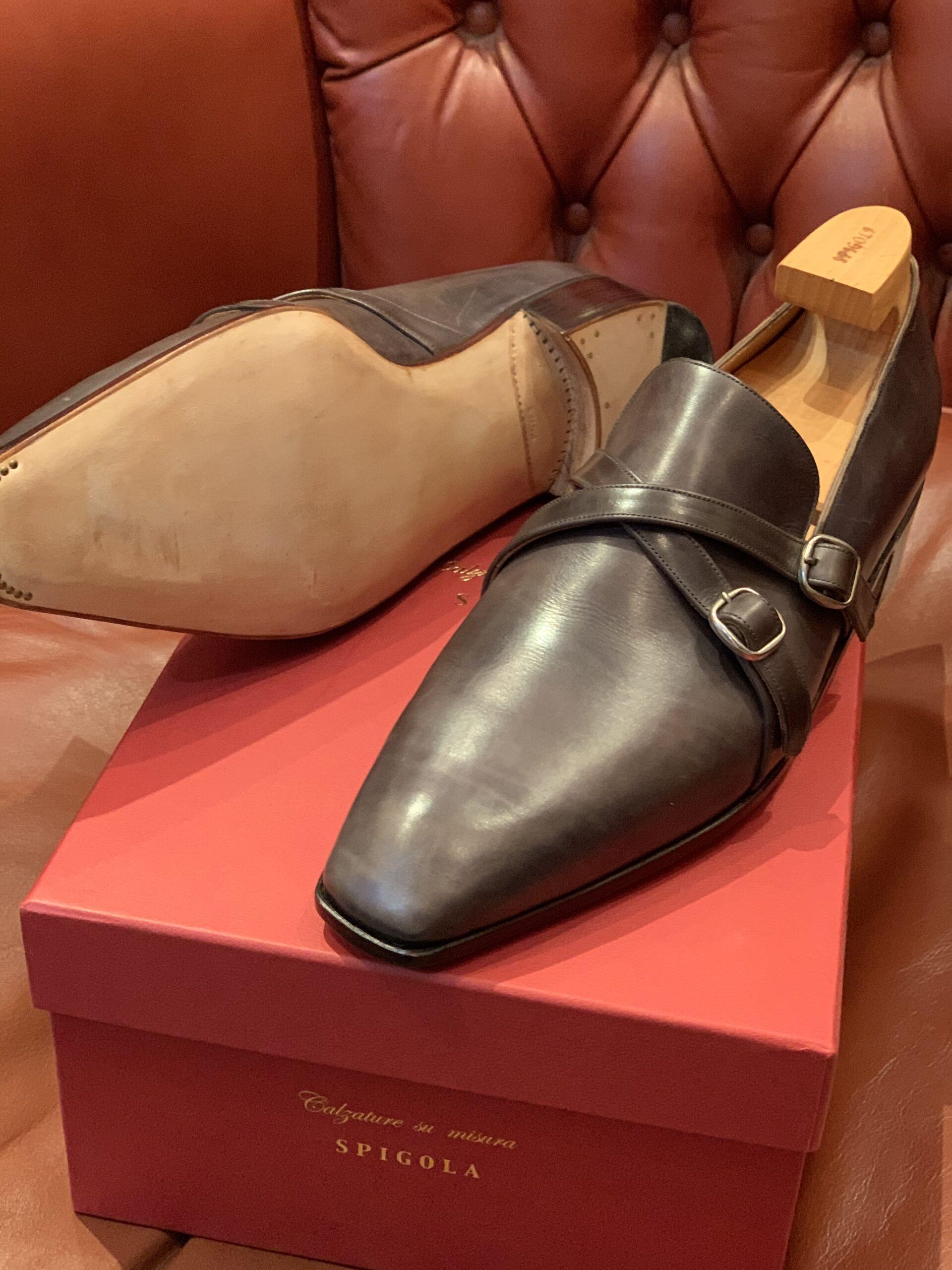 正統な紳士靴を嗜むvol.41〜日本の注文靴代表格スピーゴラ