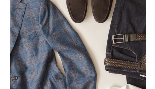 正統な紳士服を嗜むvol.60〜孤高のイタリア服地バルベラ