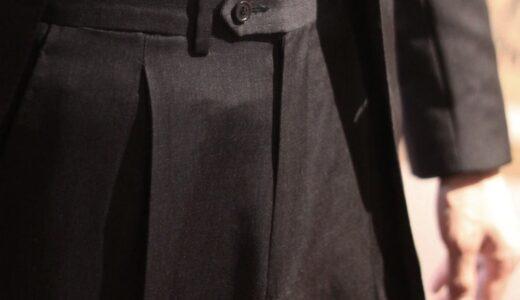 正統な紳士服を嗜むvol.52〜クラシコイタリア既成パンツ最高峰ロータ