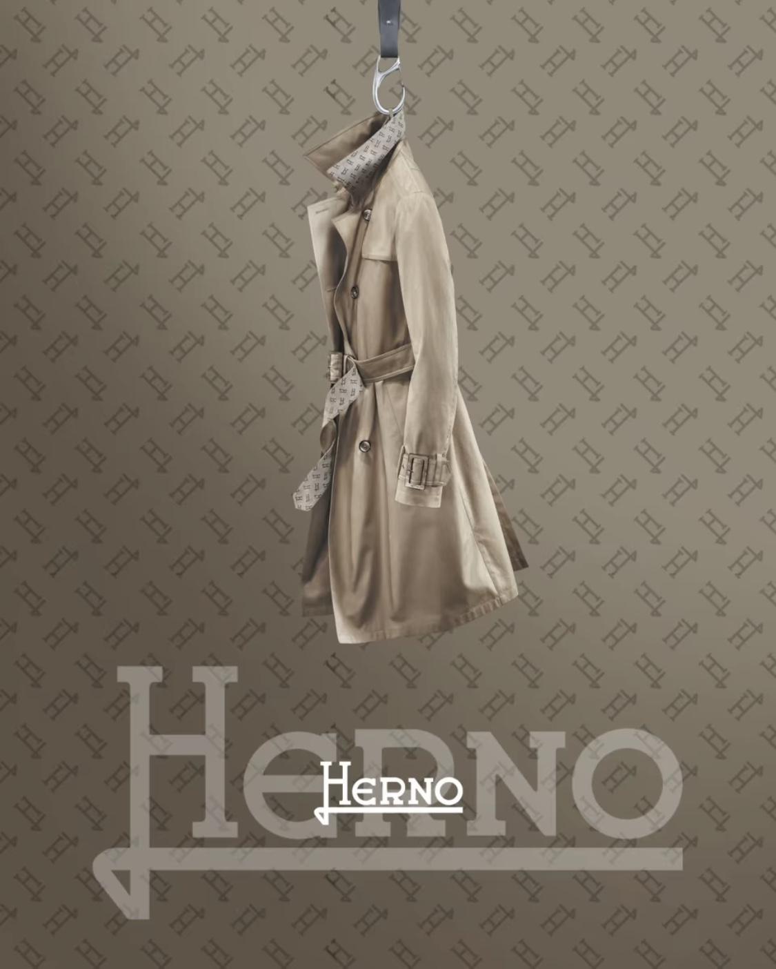 正統な紳士服を嗜むvol.56〜人気イタリアンアウターHERNOヘルノ