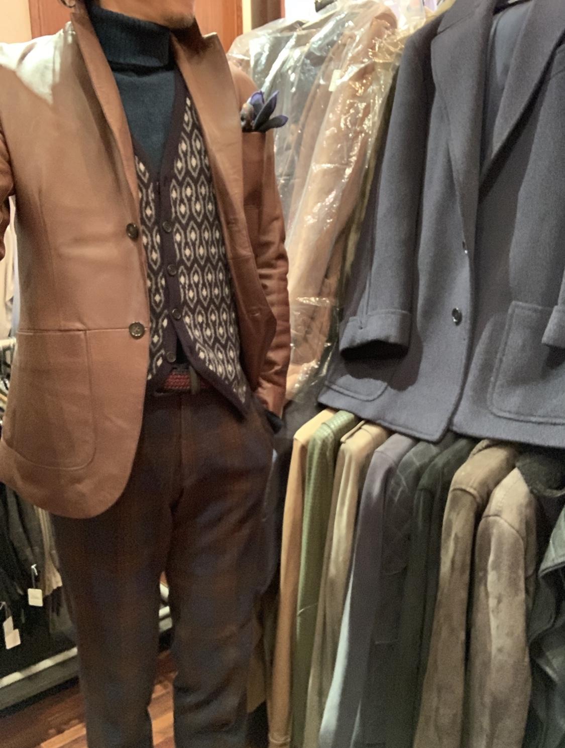 正統な紳士服を嗜むvol.62〜エルメス品質のセラファン