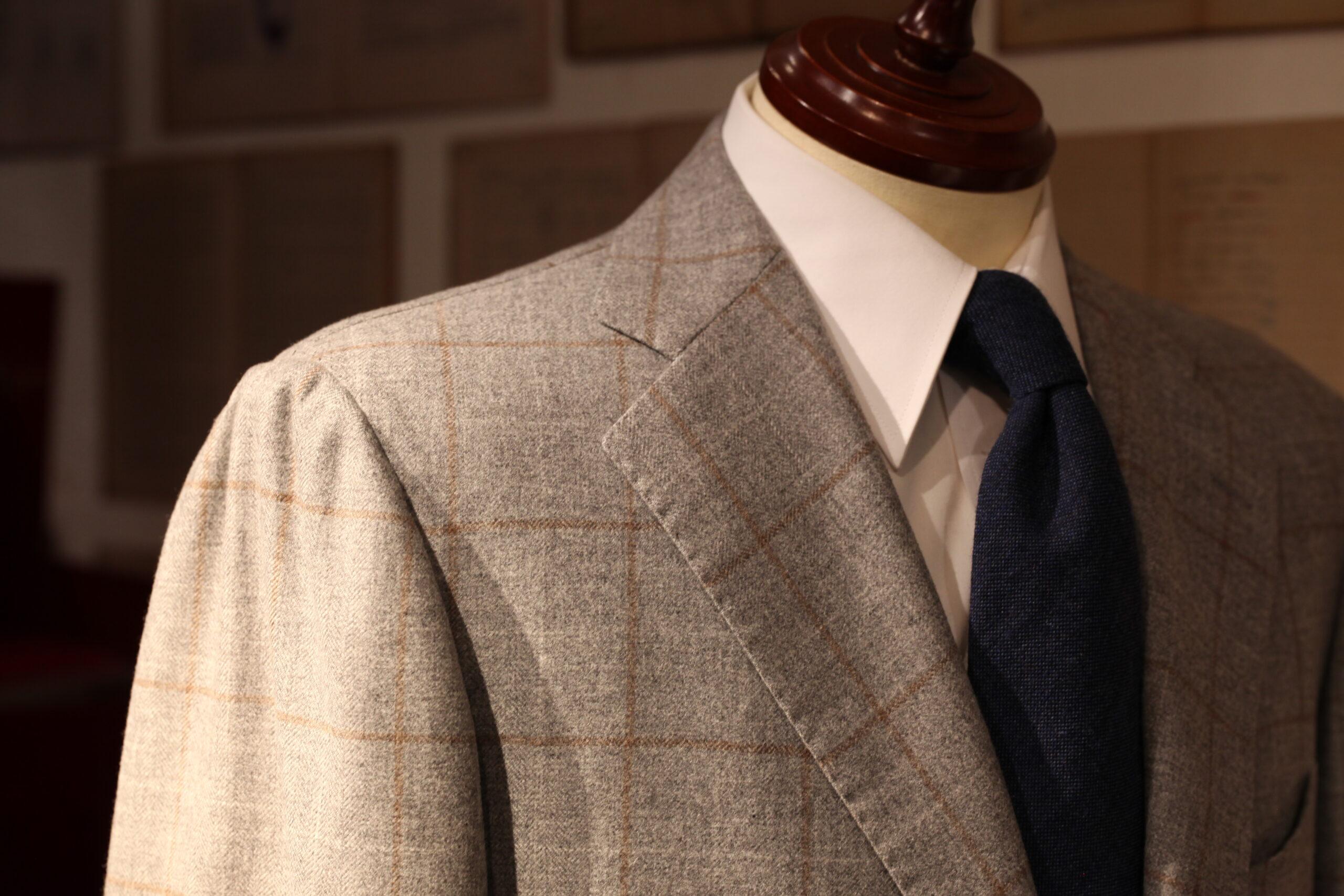 【コラム】『イタリアスーツ』は、存在しない?  ナポリ・スーツの元祖、アットリーニから読み解く。 by Artigiano-Tokyo