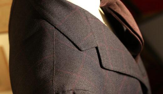 【コラム】フルオーダースーツは体型に合わせる…だけではない! 東京店