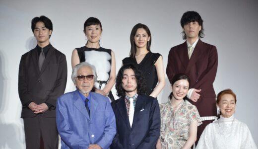 """【お知らせ】当店のスーツを映画""""キネマの神様""""舞台挨拶で菅田将暉さんに着用いただきました"""
