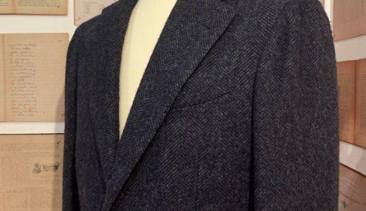 極上な触り心地・着心地のチェスターコートが入荷しました - Orazio Luciano