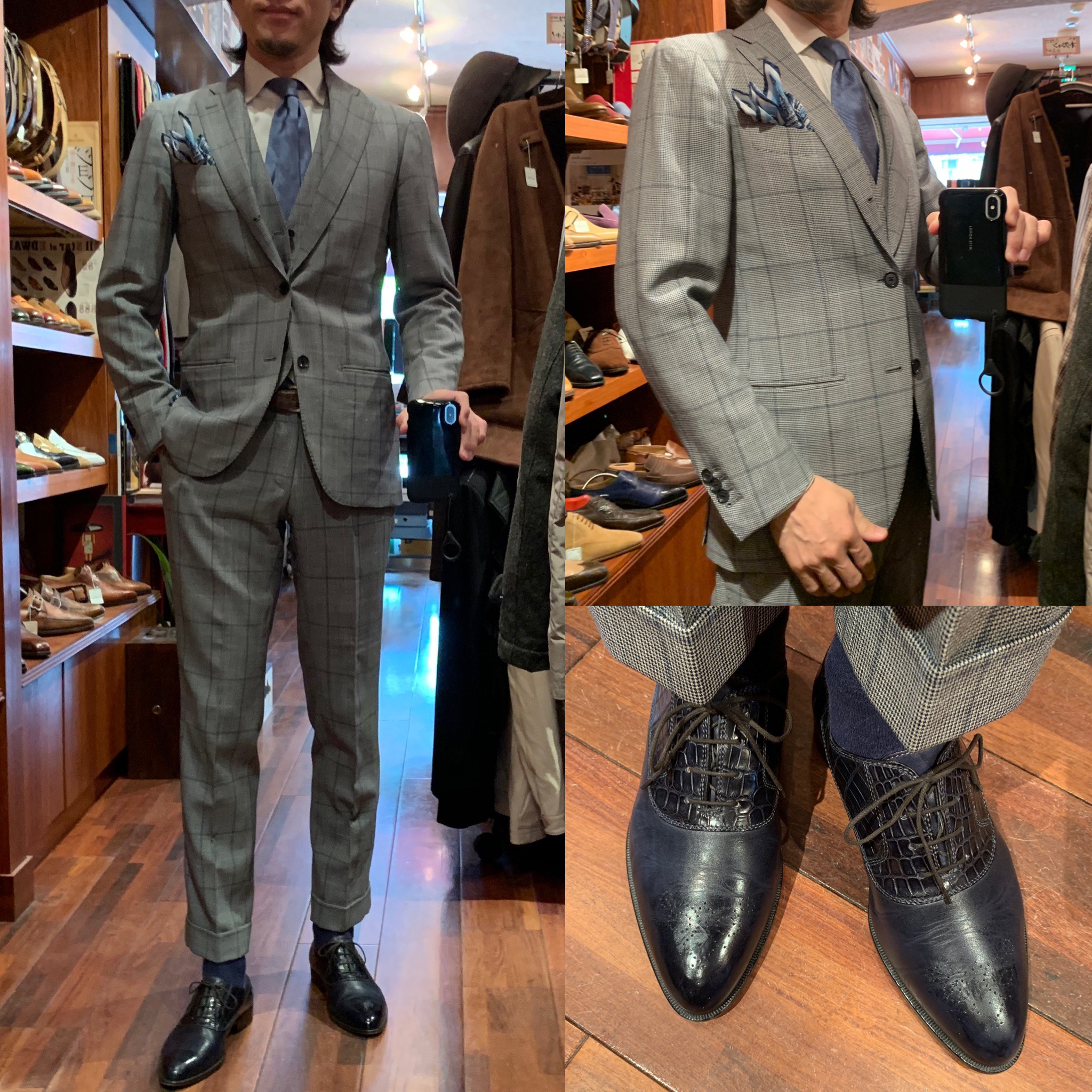 ◆ファッションも品質の違いが分かってこそ本物に近づける◆