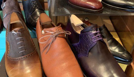◆今週は極上靴揃い踏み〜店主の気まぐれ新着情報!◆