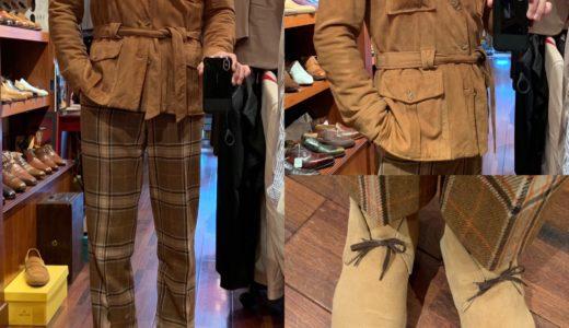 ◆イタリア紳士は洒脱カントリースタイルも好む◆