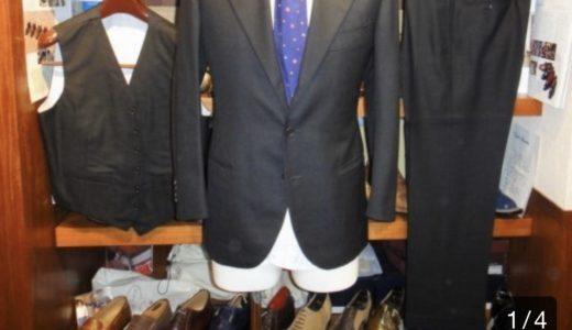 ◆店主のきまぐれ新着情報~最高峰フィレンツェ仕立て注文服スーツ!◆