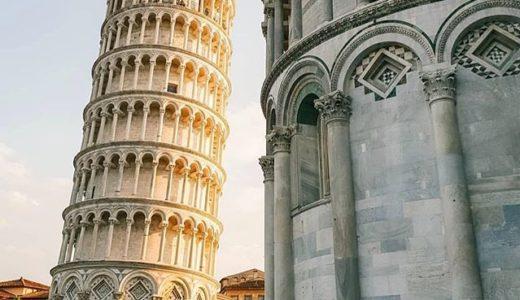 ◆イタリアの世界遺産へ旅する休日の紳士スタイル◆