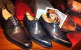 ベルルッティ注文靴3足並び1401