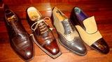 希少イタリア靴並び1309