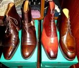 ブーツ並び1